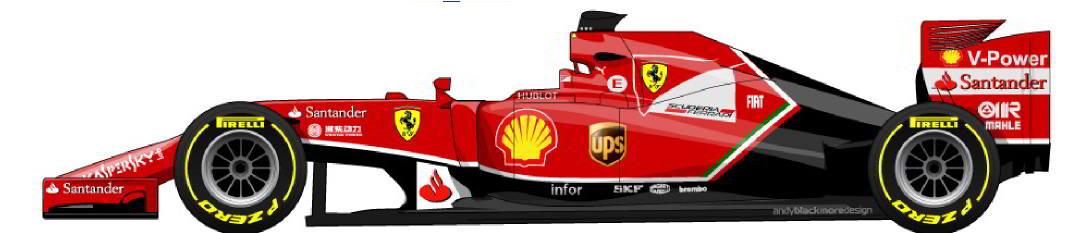 F1-team-ferrari