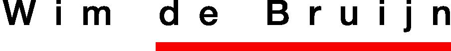 new job wim de bruijn logo