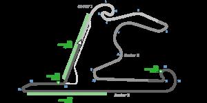 China GP track