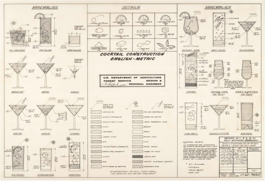 The Engineers Guide to Drinks_1974