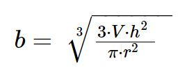 formula used