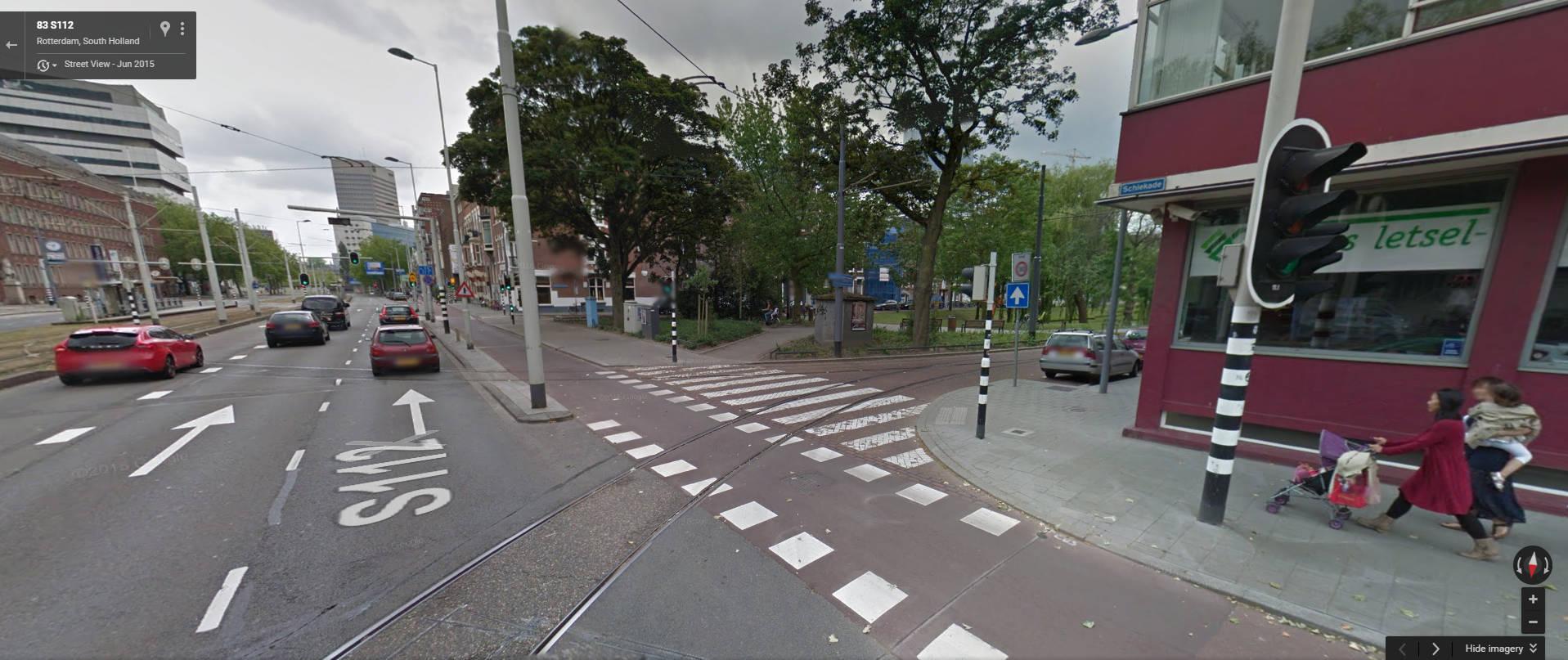 Schiekade - Rotterdam