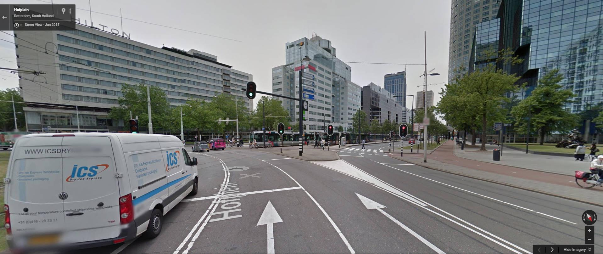 Hofplein - Rotterdam