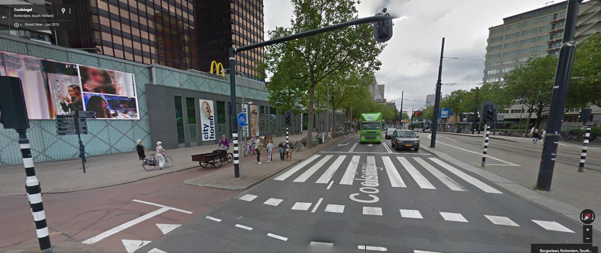 Coolsingel - Rotterdam